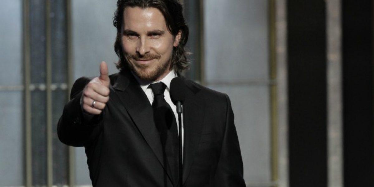 Inician negociaciones para que Christian Bale interprete a