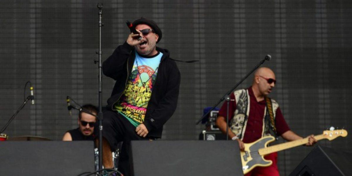 Chico Trujillo encendió último día de Vive Latino