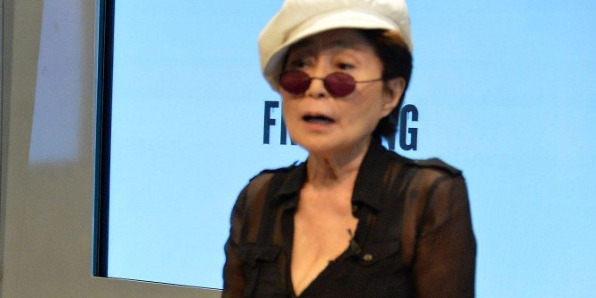 Yoko Ono actuará en Polonia por primera vez en agosto y recibirá un premio