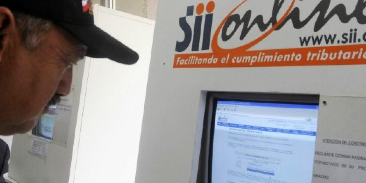 SII: correo electrónico que ofrece la devolución de renta anticipada es falso