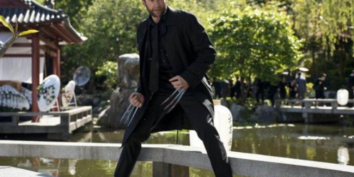 Revelan nueva imagen de Wolverine en Japón