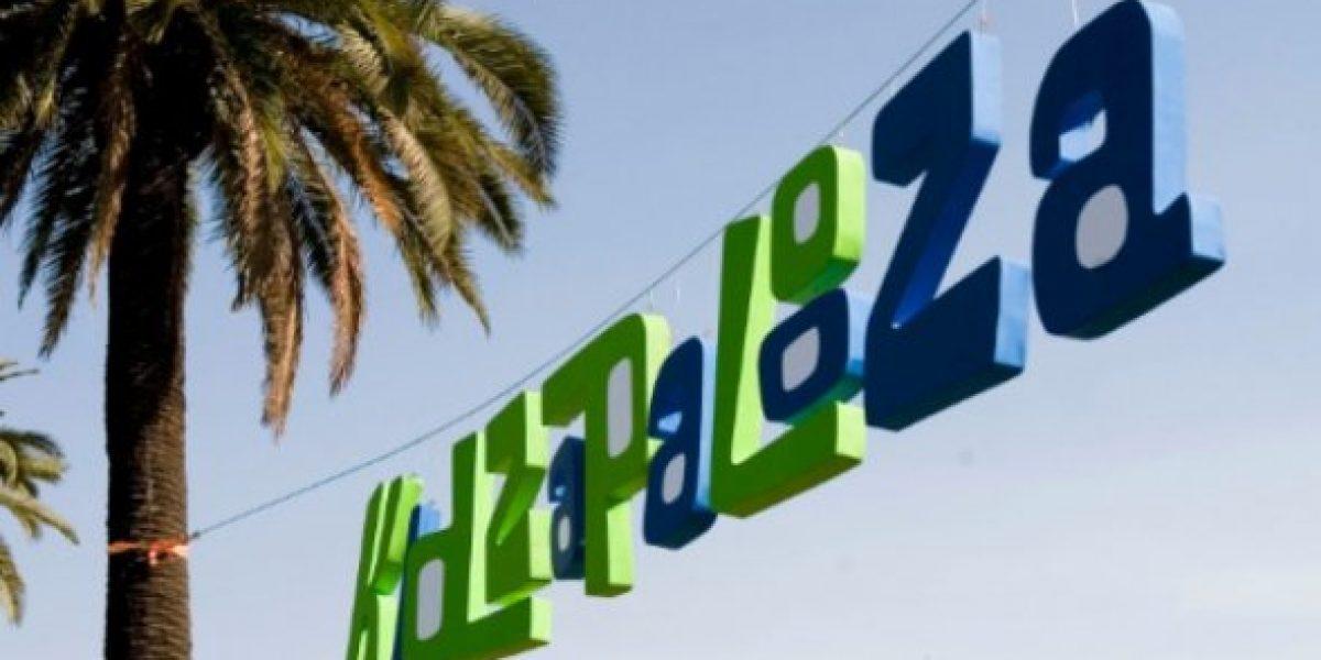 Cachureos, el Mago Oli y Sinergia se presentarán en Kidzapalooza 2013