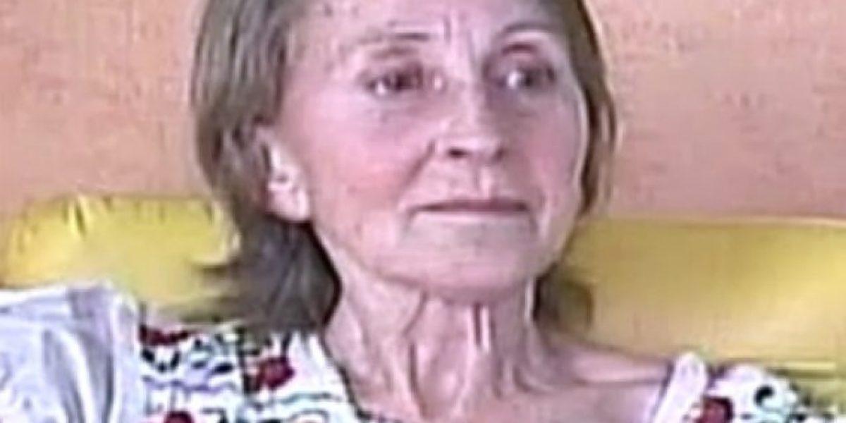 Actriz Myriam Palacios falleció tras larga lucha contra el alzheimer