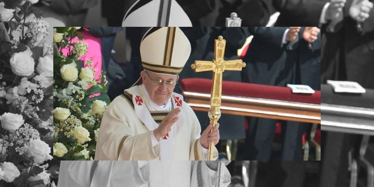 Papa insta a defender el ambiente y a evitar destrucción y muerte