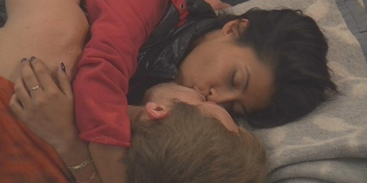 MO2: Fanny y Artur dieron rienda suelta a su amor