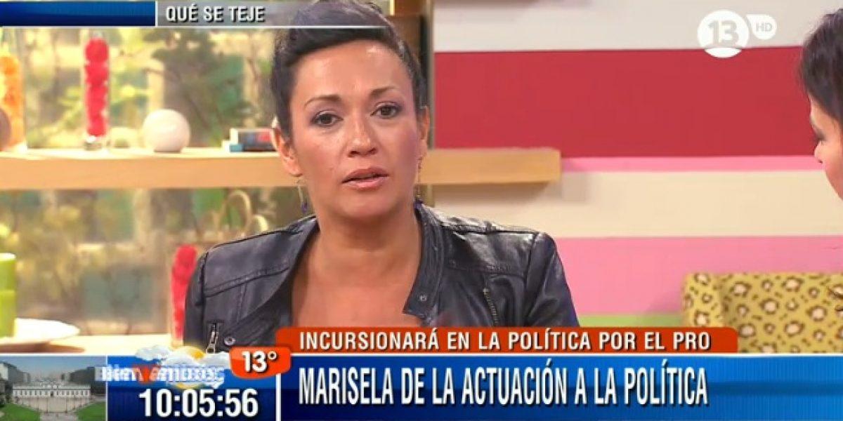 Marisela Santibáñez revela las razones de su candidatura por el PRO