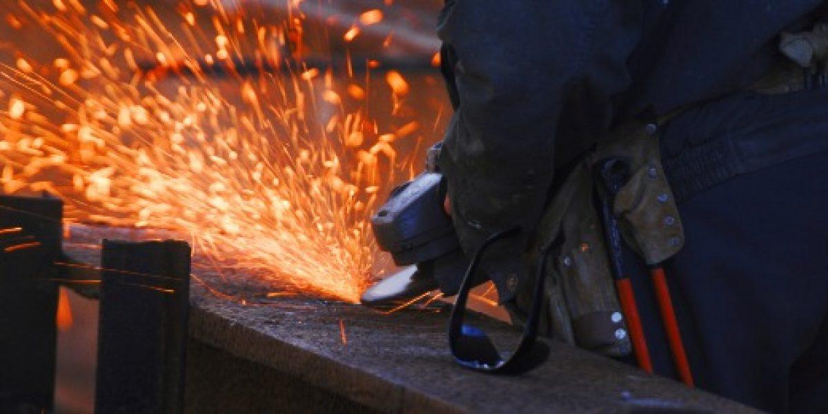 Achs: accidentes laborales llegan a mínimo histórico de 4,6% en 2012