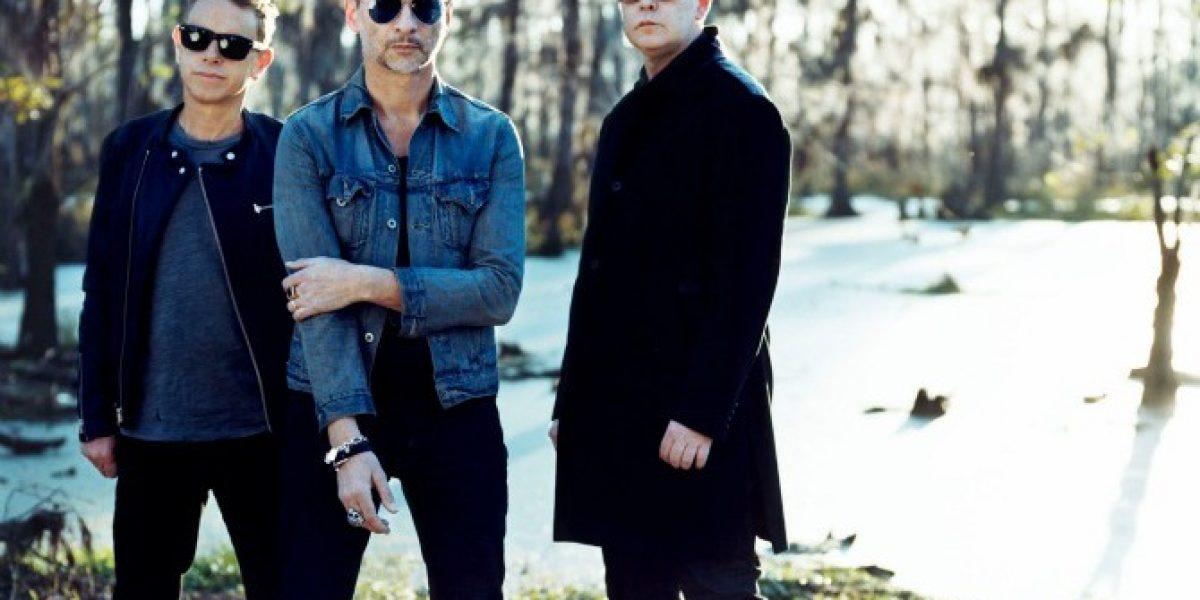 Depeche Mode anuncia gira por Sudamérica con su