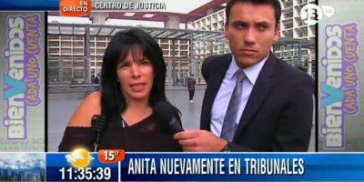 """Anita Alvarado es formalizada por """"ocupación indebida"""""""