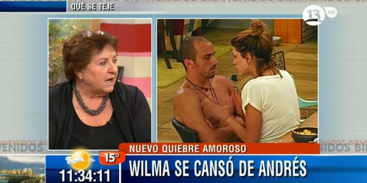 Doctora Cordero se refiere en duros términos a Wilma González