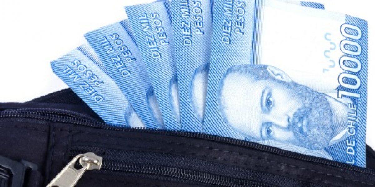 Comisión de Hacienda de los diputados rechaza reajuste a salario mínimo