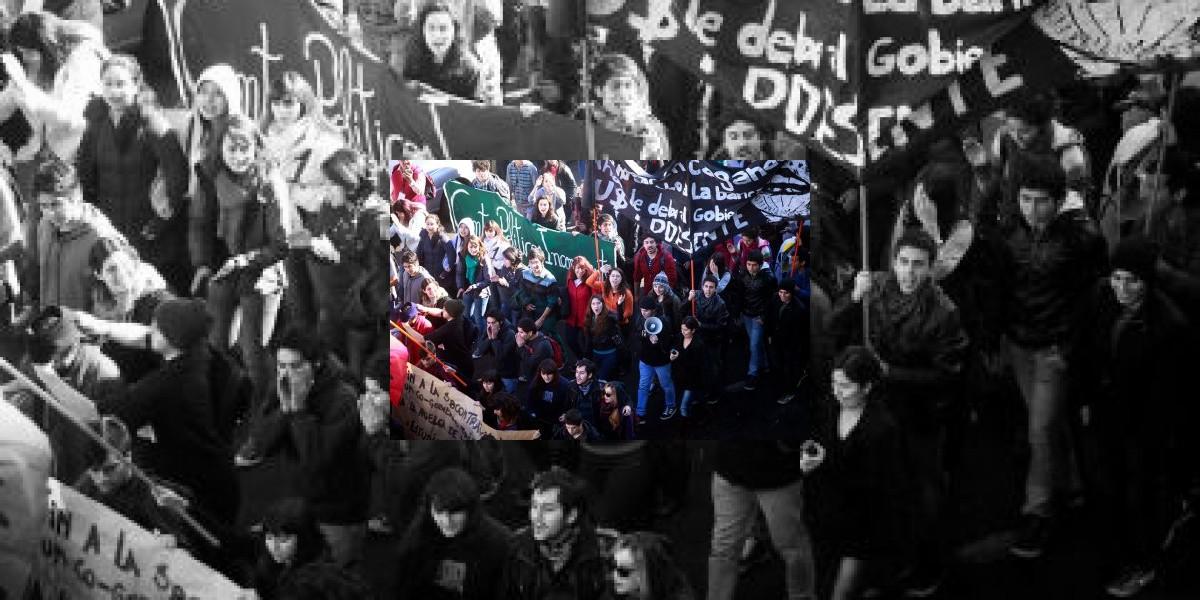 Estudiantes de universidades privadas convocan a marcha para el 28 de marzo