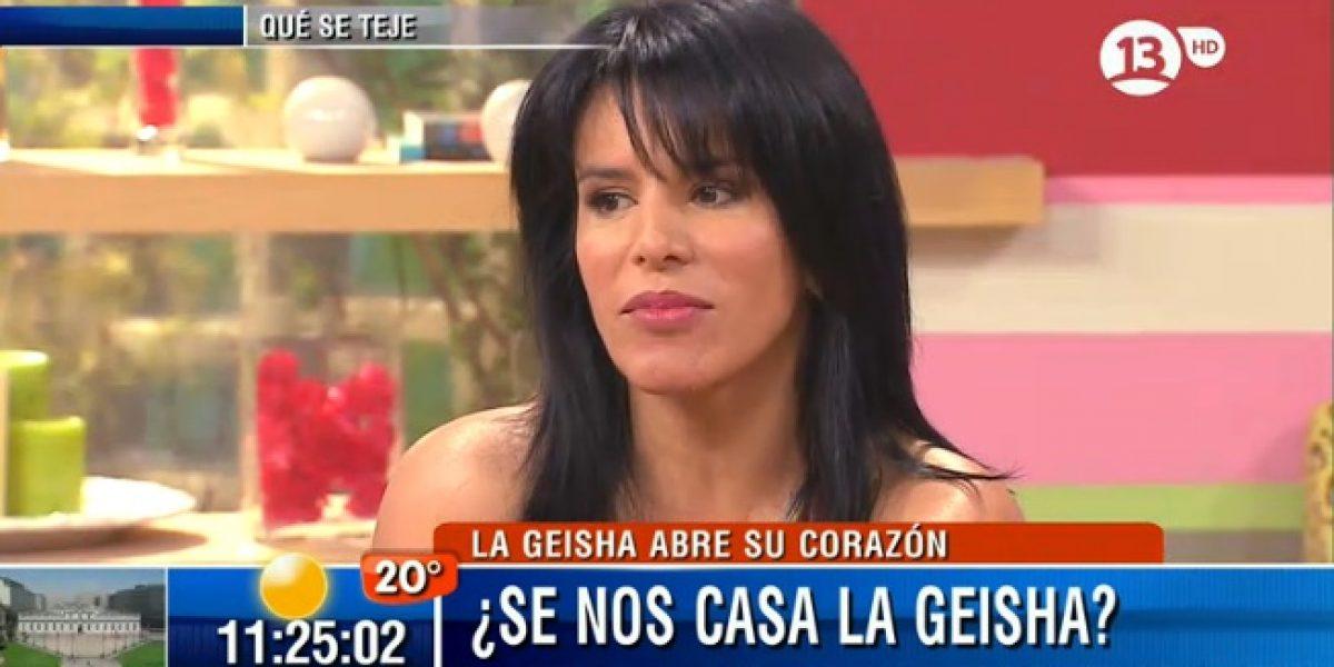 Anita Alvarado confiesa que está enamorada: