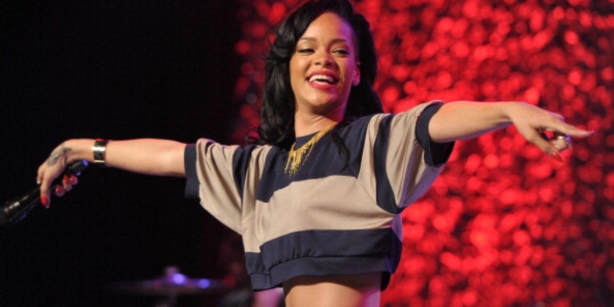 Detienen tour de Rihanna por hallazgo de marihuana en un autobús
