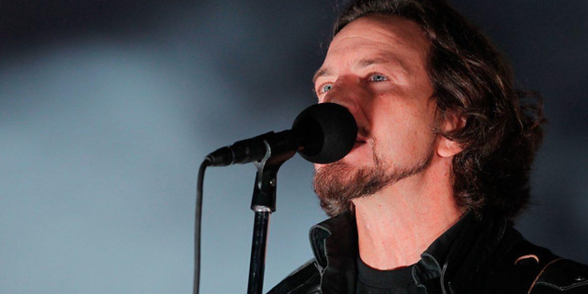 Pearl Jam ingresa al estudio de grabación con guitarrista de Incubus