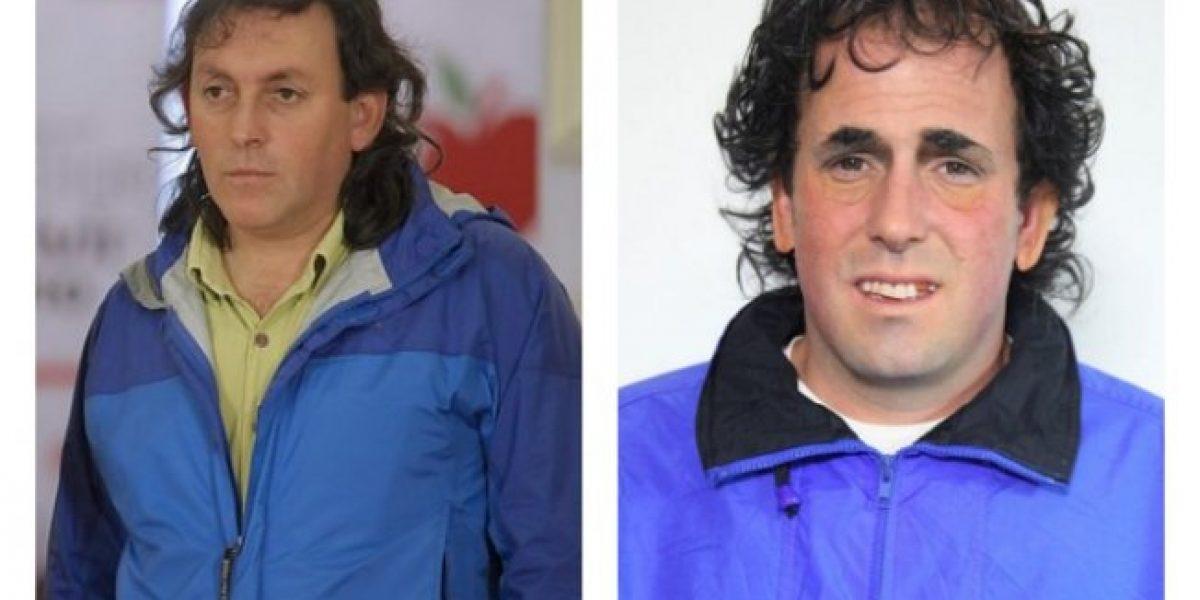 Iván Fuentes no se hace problemas con imitación de Kramer