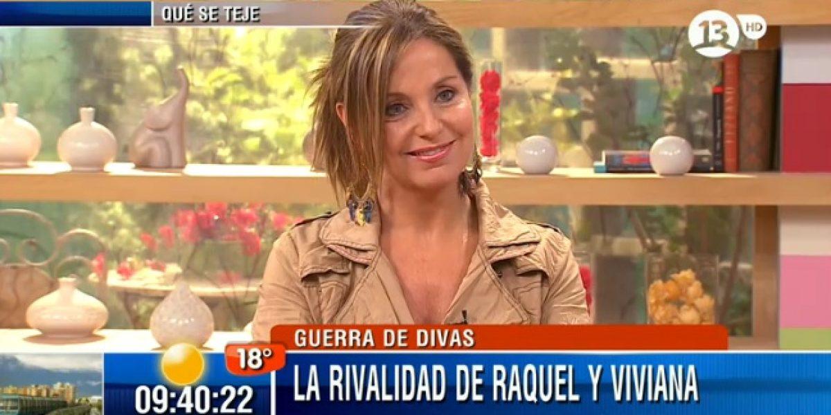 Viviana Nunes aclara dichos en contra de Raquel Argandoña