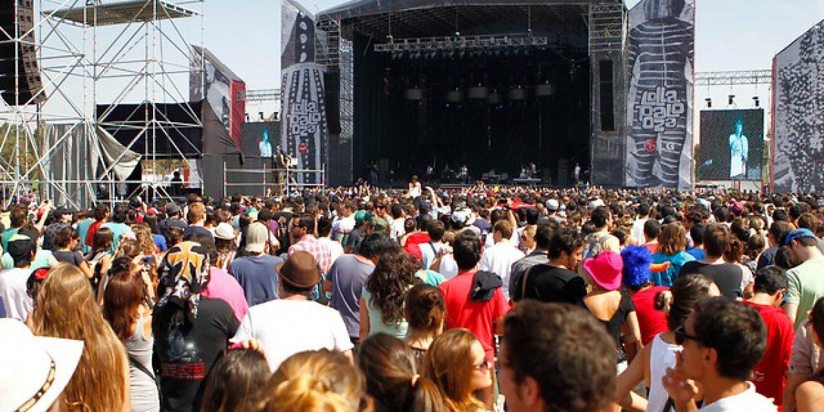 Lollapalooza 2013: Hot Chip cambia de día y escenario