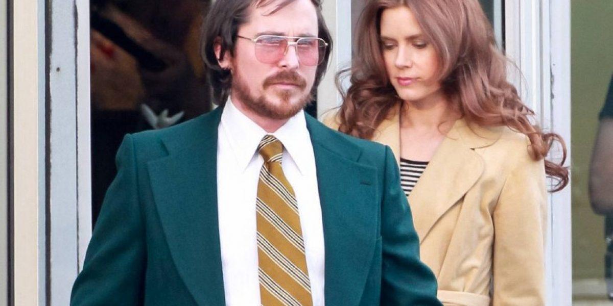 Christian Bale deja a