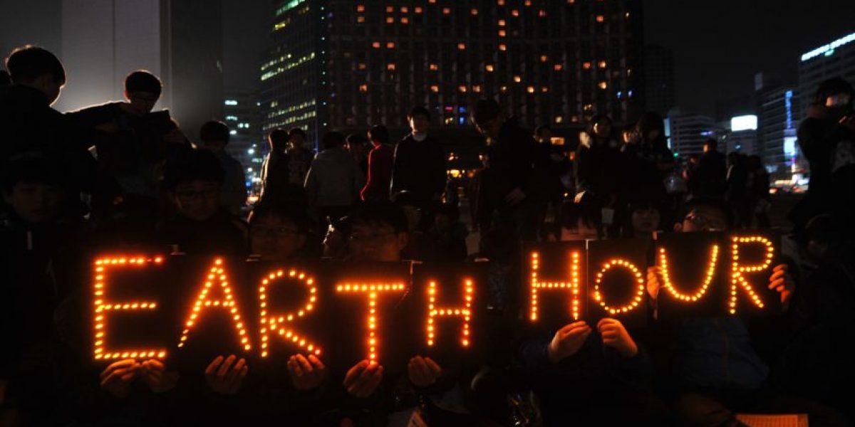 Fotos: Millones de personas comienzan a apagar las luces en la Hora del Planeta