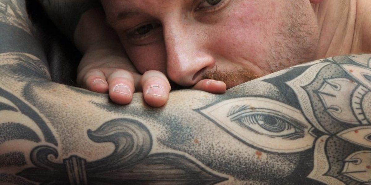 Convención de tatuajes: Extravagante y colorido fin de semana en Chicago y Paris