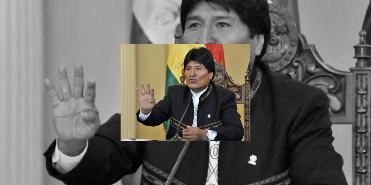 Evo Morales: Bolivia demandará a Chile en La Haya con reclamo marítimo
