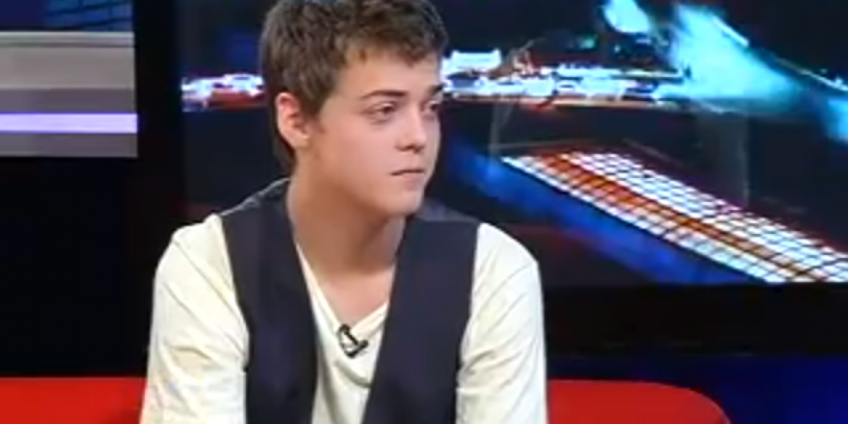 Simón Pesutic revelas las razones de su salida de TVN