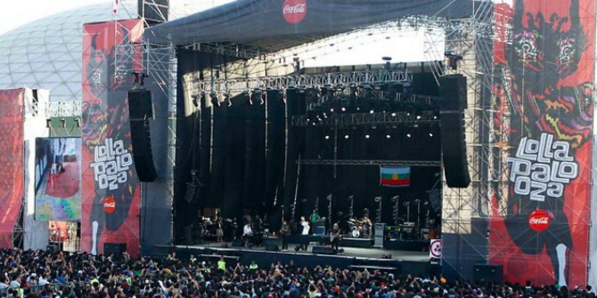 Lollapalooza Chile anuncia artistas invitados para los sideshows