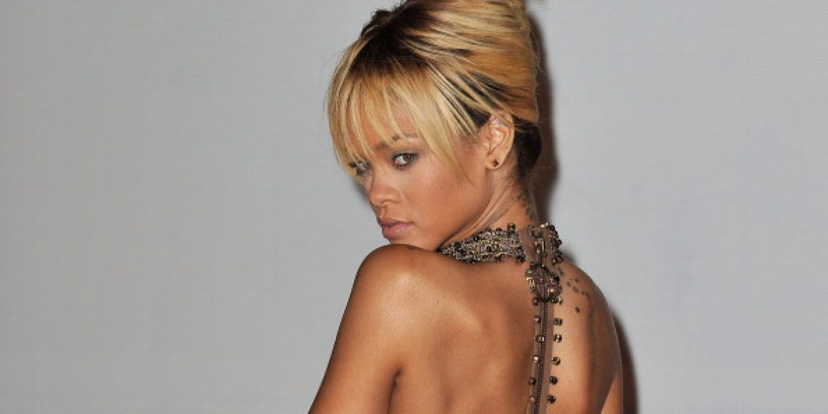 Supuesta foto de Rihanna circula en la web y la catalogan de