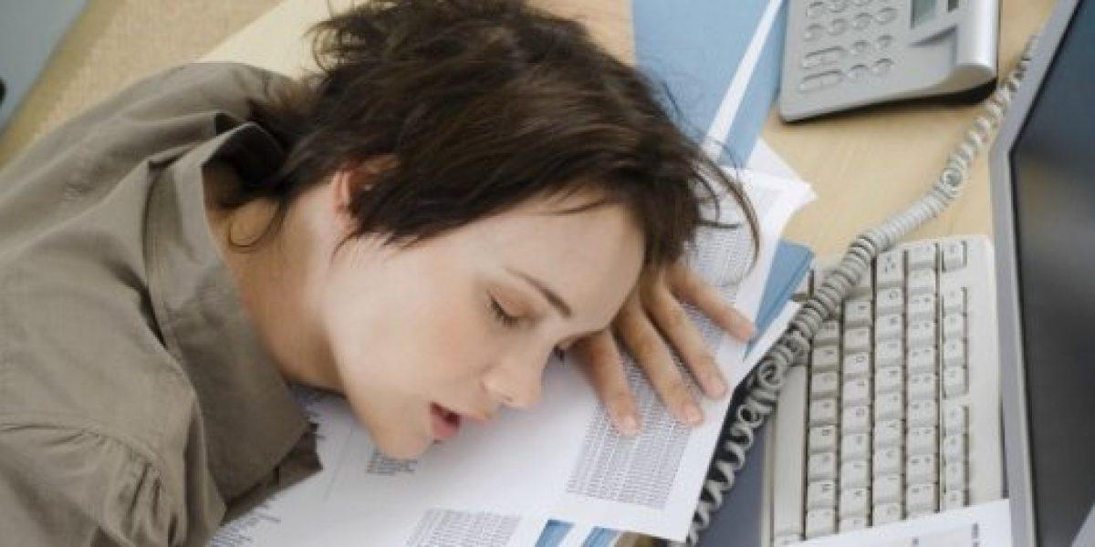 Encuesta: Un tercio no cuenta con suficiente tiempo para descansar