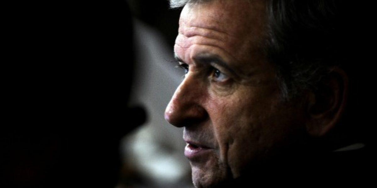 Ministro de Hacienda expresa condolencias por la muerte de Andrés Concha