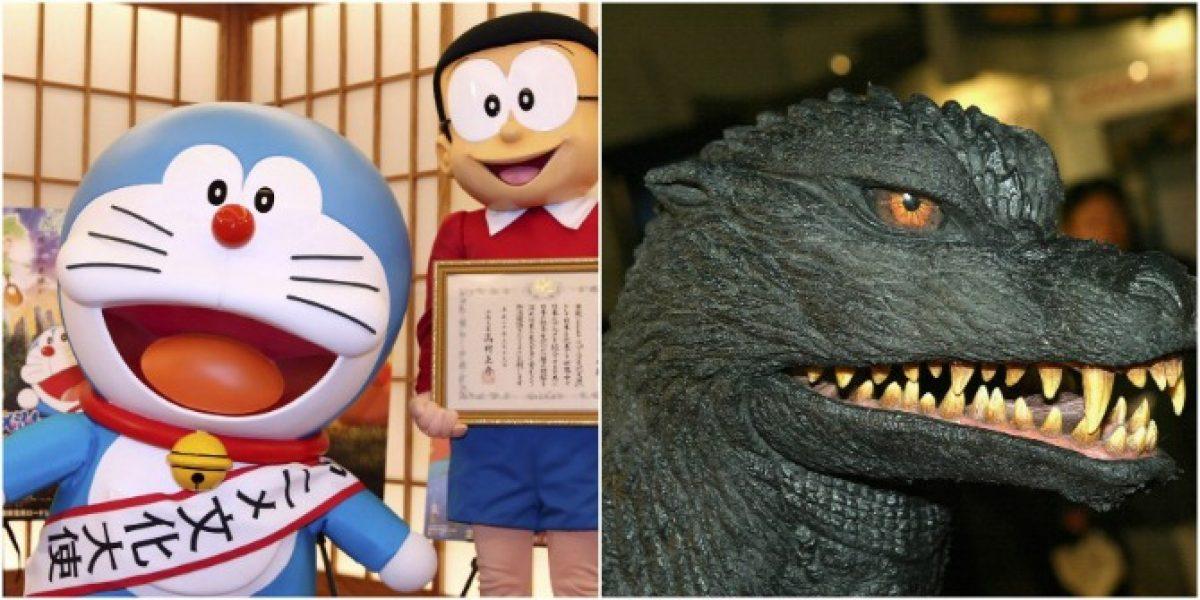 Doraemon vence a Godzilla en el cine para ser el personaje más visto en Japón