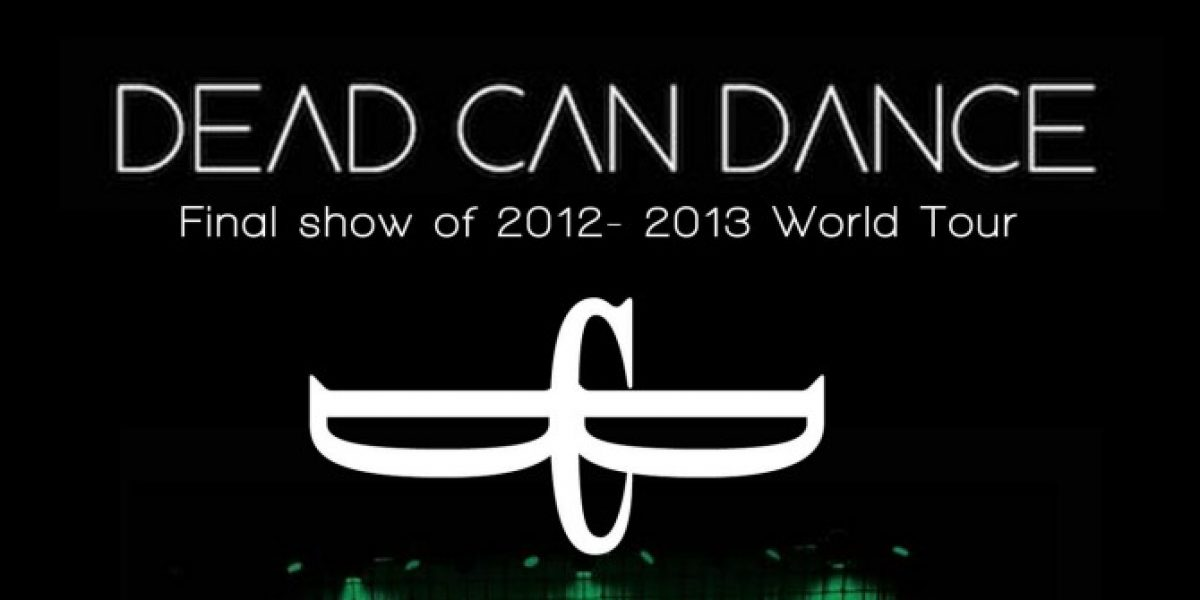 Dead Can Dance elige Chile para cerrar su gira mundial