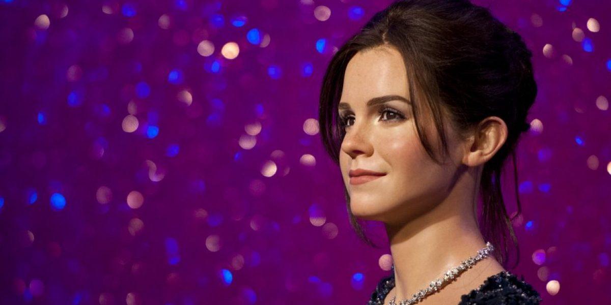 Emma Watson estrena su figura de cera en Londres