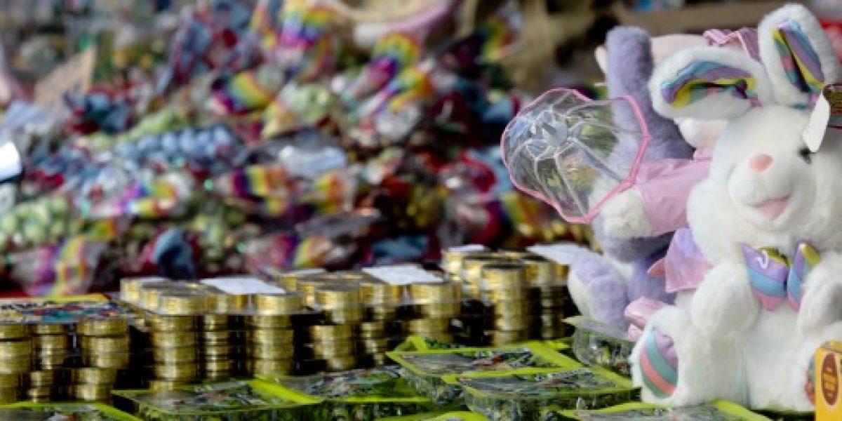 La oferta alternativa en huevitos de chocolate en Semana Santa