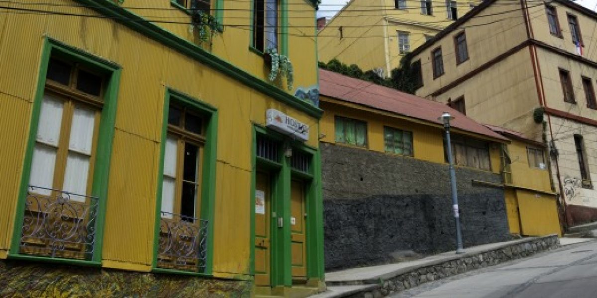 Ranking internacional reconoce a Valparaíso como una de las ciudades más coloridas del mundo