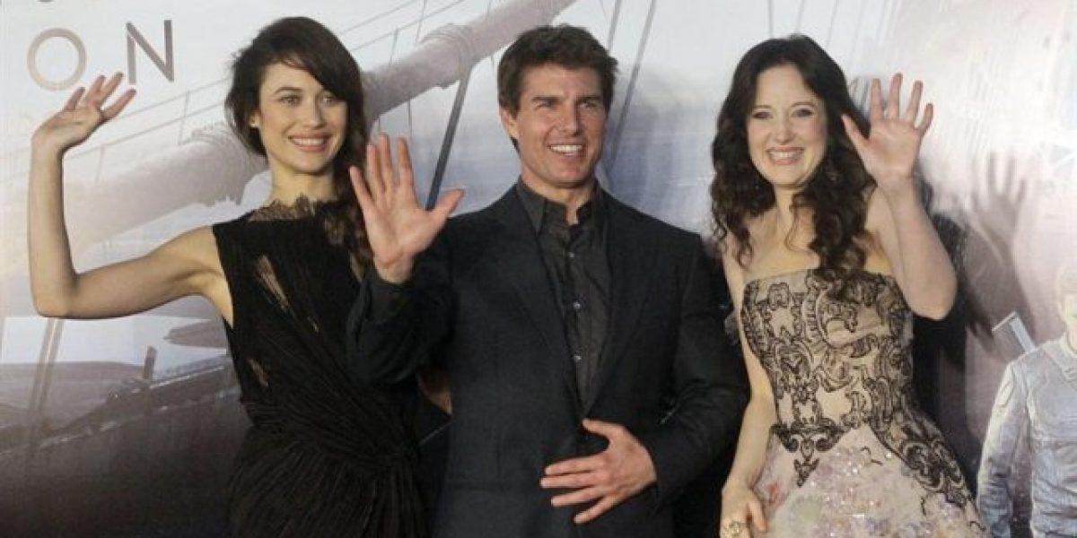 Tom Cruise estrena