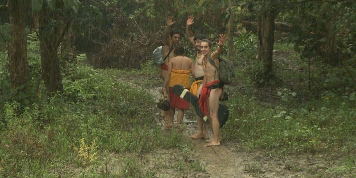 Perdidos en la Tribu: Los Garay y Los Valdés fueron aceptados por las tribus