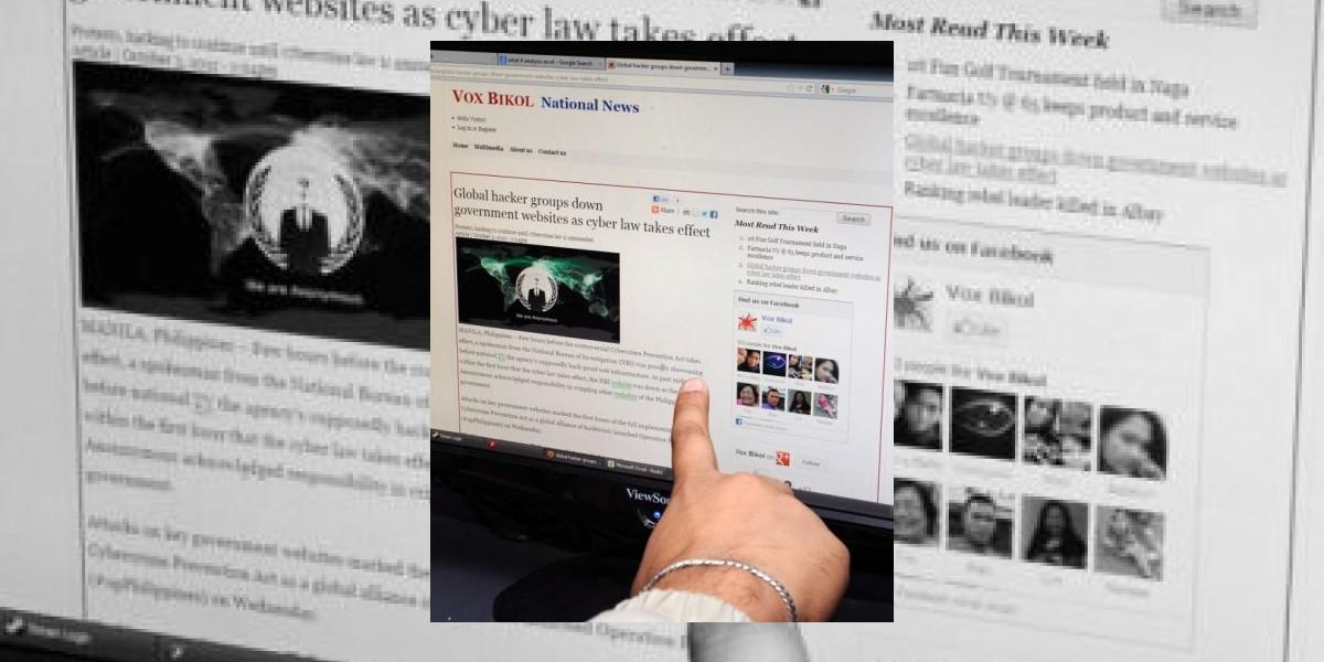 Internet habría sufrido uno de los mayores ciberataques de la historia