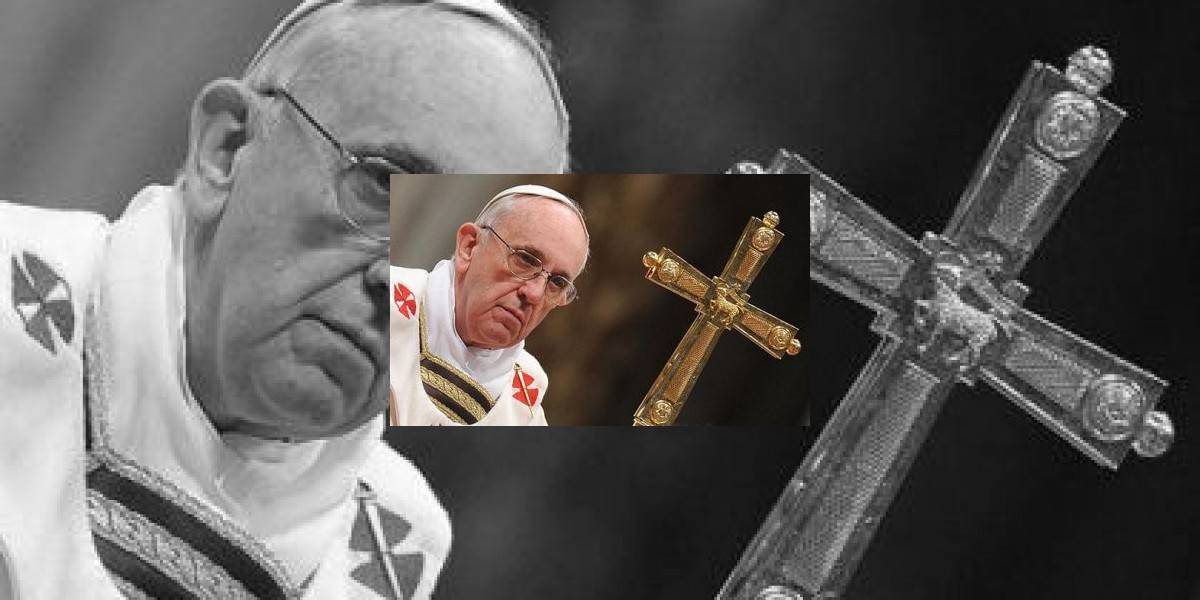 Papa lava pies a detenidos en cárcel romana en inédito rito de Jueves Santo