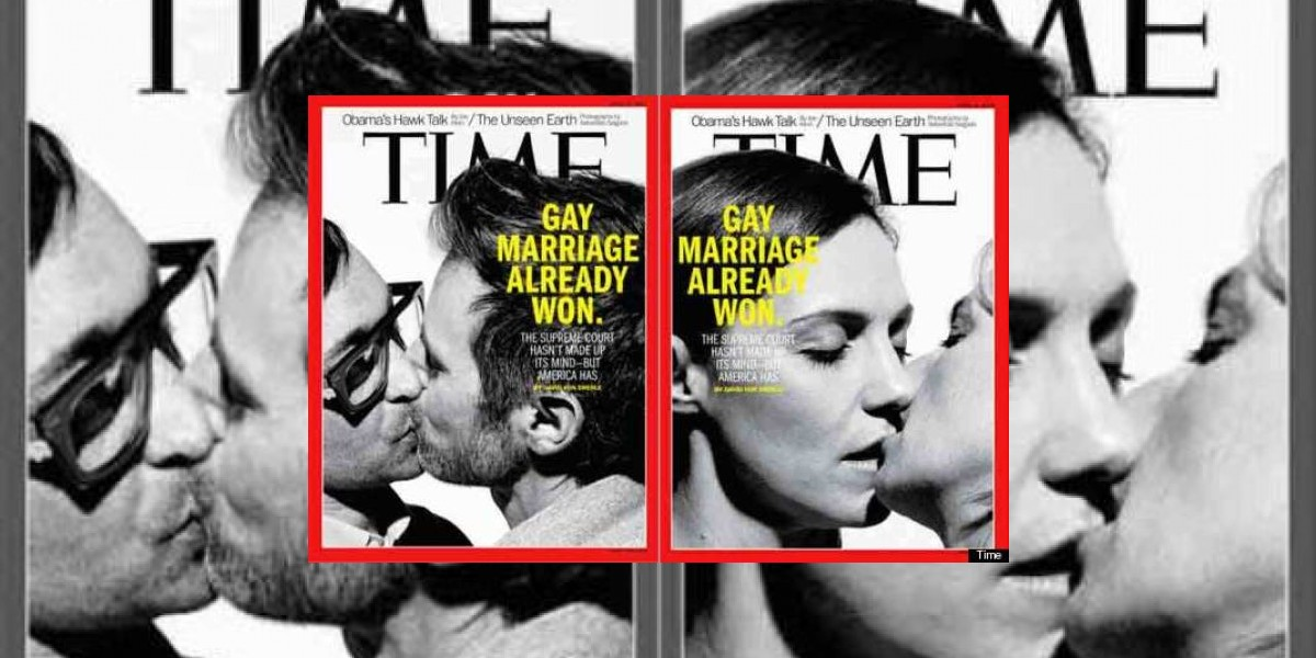 Time y su portada: