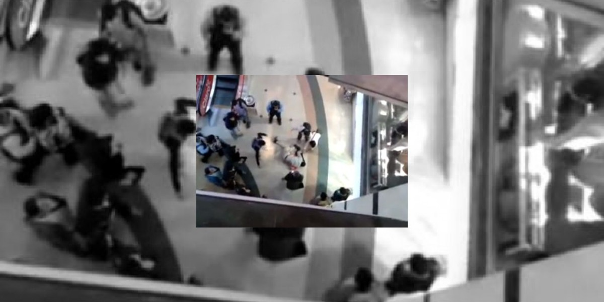 Hombre de 40 años se suicidó al interior del mall de Puerto Montt