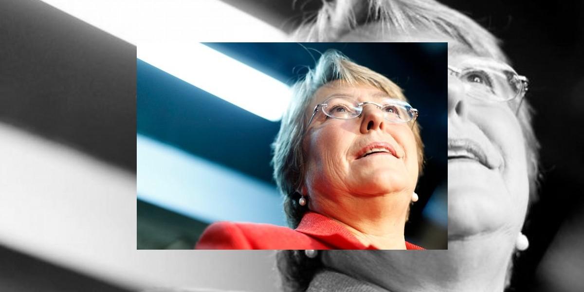 Bachelet anticipa que buscará poner fin al lucro en la educación si es elegida