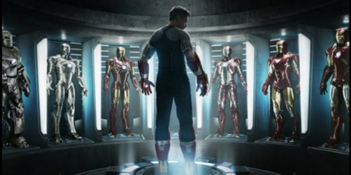 Iron Man3 tendrá su propia versión china