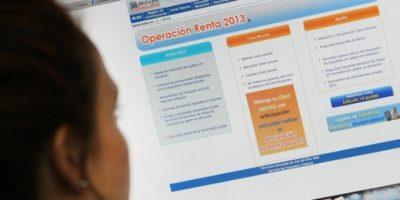 Problemas en la web marcaron el primer día de la Operación Renta 2013