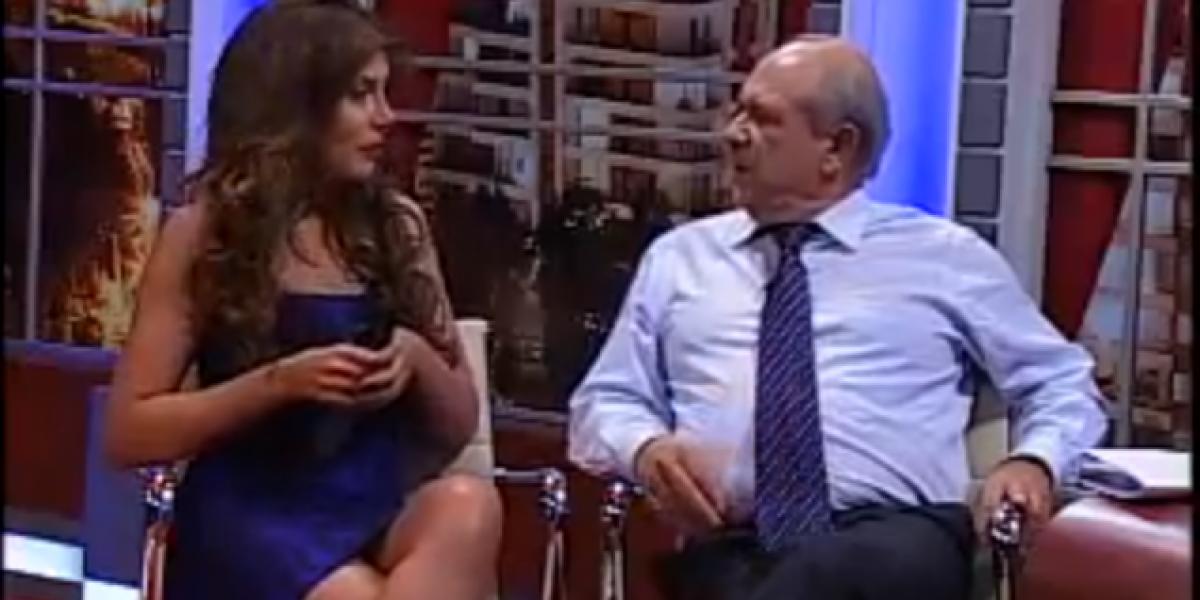 Juan Carlos Latorre tiene romántico encuentro con ex Miss Chile en SDNL