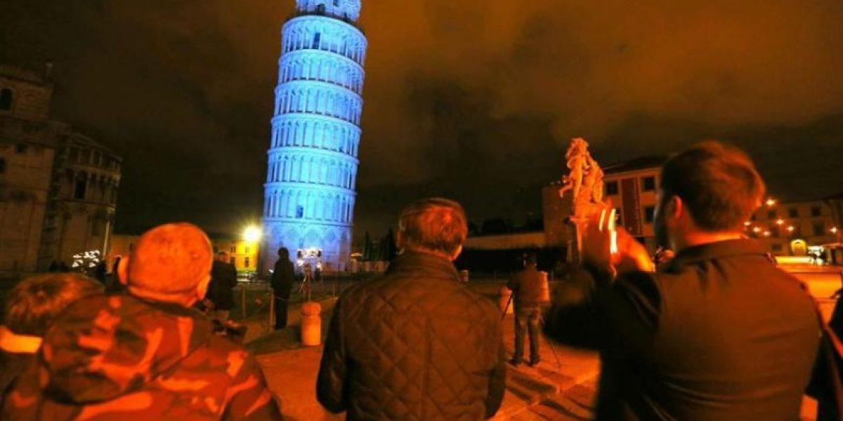 Ciudades europeas conmemoraron así el Día Mundial del Autismo