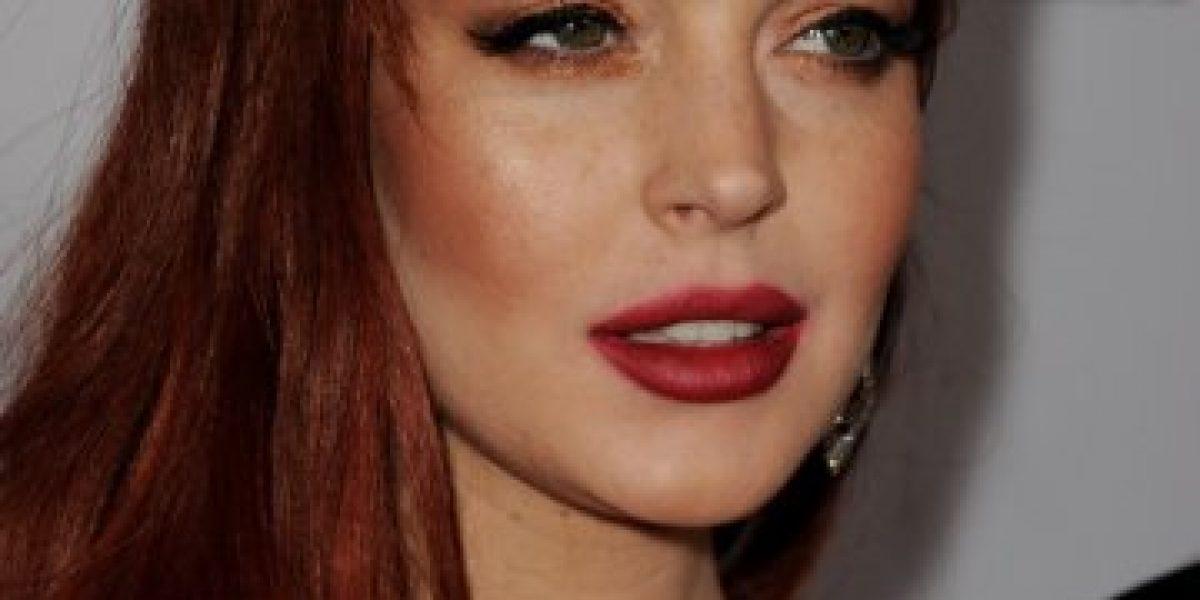 Lindsay Lohan publica en Twitter que está embarazada