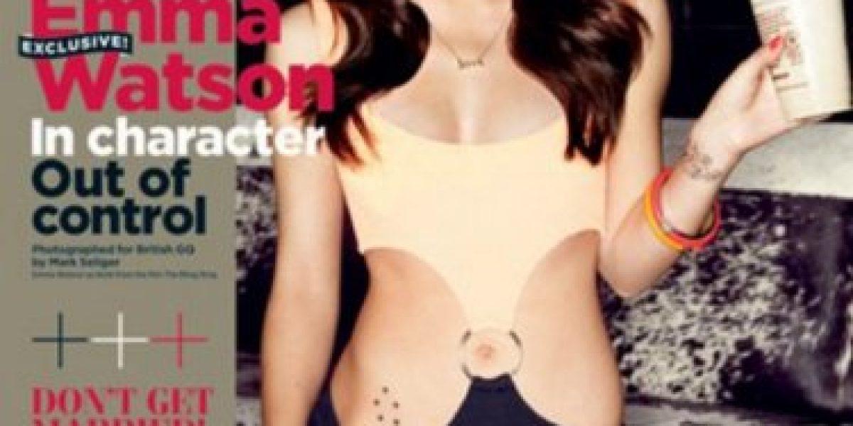 Emma Watson se rebela contra Hollywood con un personaje que