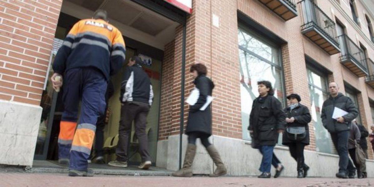 Zona Euro registra desempleo récord
